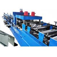 Quality 100-300 Mm C Z Purlin Forming Machine Of Galvanized Steel Strip Or Carbon Steel for sale