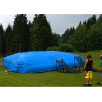 China Giant Custom Safety Jumping Rescue Air Bag, Inflatable Cushion Rescue Air Bag on sale