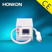 China Colored Water cooling Air Cooling ND YAG Laser Tattoo Removal Equipment on sale