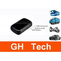 SPY tracking device Portable easy use no installing car gps tracker system for asset container Truck Manufactures