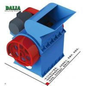 Electric Motor Stator Industrial Crusher Machine 380V / 3PH / 50Hz Voltage for sale
