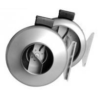 Metal Round Industrial Duct Fan Backward Curved For Ventilation Manufactures