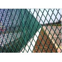 Customized Size Expanded Metal Wire Mesh , Rhombus Expandable Metal Mesh Manufactures