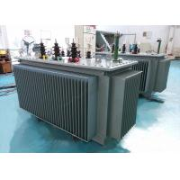 China High Voltage 35 KV 100KVA Oil Immersed Distribution Transformer Resin Isolation on sale