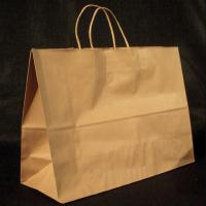 China 2015 Custom Kraft Paper Bags on sale