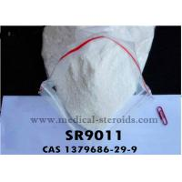 Pharma Grade SR9011 SARMs Raw Powder For Muscle Building Supplements Manufactures