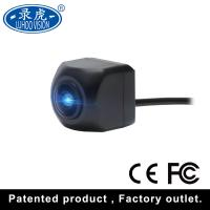 China Black Car Rear View Camera / Automotive Night Vision Camera 1/3 Color CMOS on sale