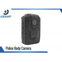 4G / 3G WIFI Portable Security Guard Body Camera Battery Life Long Manufactures