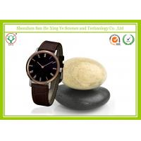 Classical Magnetic Leather Strap Watch French Luxury Brand For Men Manufactures