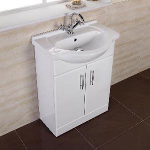 MDF Bathroom Vanity / Cabinet / Furniture (MARCELLA 650) Manufactures