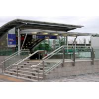 Metro Exit Custom Stainless Steel Products Energy Conservation Reducing Pollution Manufactures