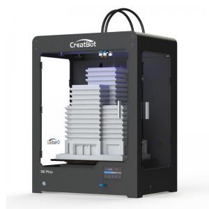 Quality DE Plus CreatBot Metal 3d Printer / Large Industrial 3d Printer For Carbon Fiber for sale