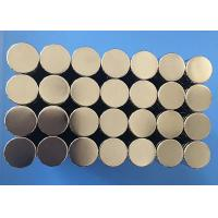 Hot Sale Good Quality Customized Small Size Disc Sintered Ndfeb Magnete Manufactures