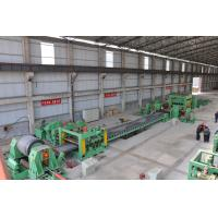 High quality portable 30 m / min cut to length line manufacturer Manufactures
