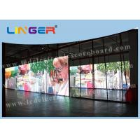 1R1G1B P8mm SMD LED Display For Street Advertising OEM / ODM Acceptable Manufactures