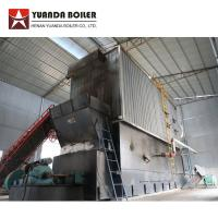 YLW Horizontal Chain Grate Biomass Coal Fired Thermal Oil Boiler Heater Manufactures