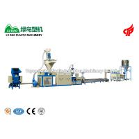 Blue Color Plastic Washing And Recycling Machine Automatic Crushing Production Line Manufactures