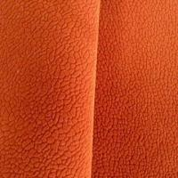 Bronzing micro suede fabric for sofa, made of 100% polyester Manufactures