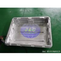 China Precision Rotational Moulding For Plastic LLDPE Case , Custom Roto Molding Service on sale