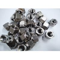 China Corrosion Resistant Nickel Alloy Fasteners Alloy 601 Inconel 601 Hex Nut on sale