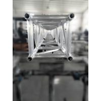 Quality Environmental Spliced Aluminum Square Portable Lighting Truss Corrosion for sale
