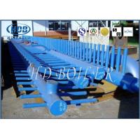 High Efficient Seamless Boiler Header Manifold For Heat Exchange Boiler Manufactures
