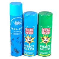 Buy cheap Pest Control Insect killer Bug Spray Quciky Effect Insecticide Spray from wholesalers