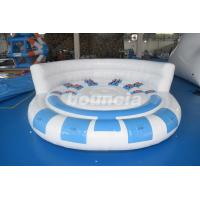 China Inflatable Towable Ski Tube For Commercial Use / Inflatable Towable Boat on sale
