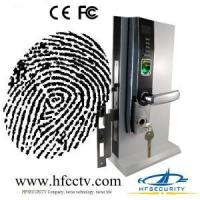 Buy cheap Biometric Fingerprint Door Lock with OLED Display and USB port, electronic from wholesalers