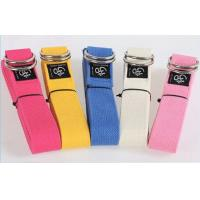 Yoga Strap Stretches For Shoulders , Hamstring Stretch With Strap Manufactures