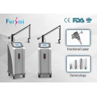 co2 fractional laser skin resurfacing and smooth scars machine approved CE Manufactures