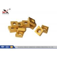 Quality CCMT120408 Hard Metal Cemented Carbide Cutting Inserts For Lathe Holder for sale