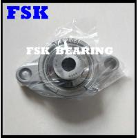 China Stainless Steel Pillow Block Bearings SSUCFL204 / SSUCFL201 / SSUCFL205 Flanged Units on sale