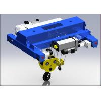 Customized Monorail Wire Rope Electric Hoist Lifting Devices Low Headroom Manufactures