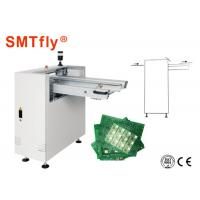 Portable Flexible Conveyor‎ PCB Loader Unloader with Transmission Height 900±20mm SMTfly-CR6004 Manufactures