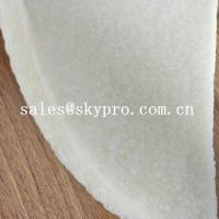 Anti-slip white natural rubber sheet crepe sheet for shoe sole Manufactures