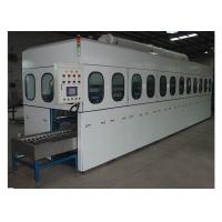 Auto Parts Ultrasonic Cleaning Machine Large Capacity Water Based Medium Variable Frequency Manufactures