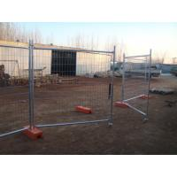 All temporary fence solutions provider china temporary fencing supplier 2100mm x 2400mm stocked for sale