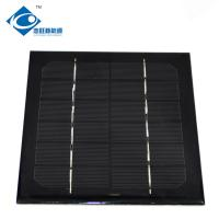 China DIY 2.75W Polycrystalline Solar Panel Photovoltaic For Electric Bike Solar Charger on sale