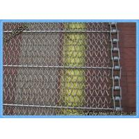 China Inconel 601 Wire Mesh Conveyor Belt / Stainless Steel Conveyor Chain Belt on sale