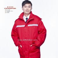 Supply High Quality Long-section Work Safety Dress with Pure Cotton Manufactures
