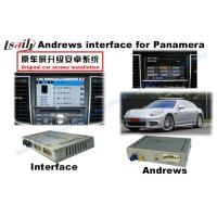 Porsche PCM 3.1 Android Auto Interface With Rear Camera / DVD Manufactures