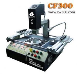 China CHINAFIX CF300 Mini IR Hot-blast air BGA rework machine/bga reball station on sale