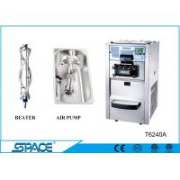 SPACE Commercial Table Top Soft Serve Machine With 40 Liters Capacity Manufactures