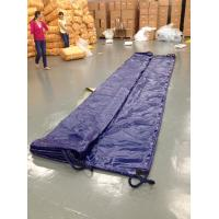 Custom Heavy Duty Tarpaulin PVC For Truck Or Train Covers , High Tensile for sale