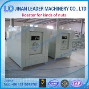 China Raw cashew nuts roasting machine for sale automatic coating machine on sale