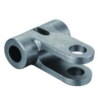 custom made clamp1025 carbon steel investment casting parts silicon casting Manufactures