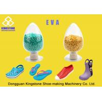 China EVA Shoes Footwear Raw Materials Customized EVA Plastic Granules Masterbatch on sale
