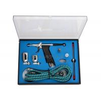 7cc & 10cc single action gravity feed airbrush kits , nail airbrush gun Manufactures