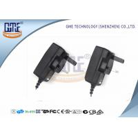UK Plug 12v Power Adapter Black Switching Power Adaptor 400mA max Input current Manufactures